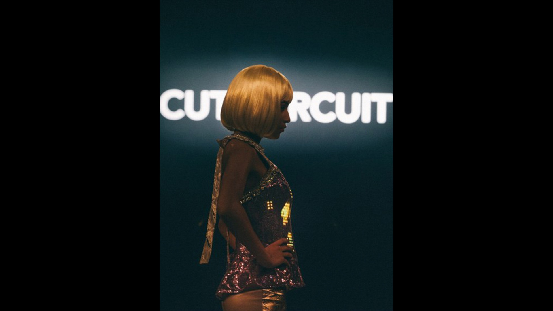 "In 2014, CuteCircuit won new admirers at international fashion weeks with its very own runway collection. For the models that were booked, it was just one gig among many at the shows, and they only discovered shortly before going on that they themselves could control the illumination of their outfits while out on the runway, using a smartphone app. ""We simply pressed cell phones into their hands and sent them out there,"" remembers Francesca Rosella."