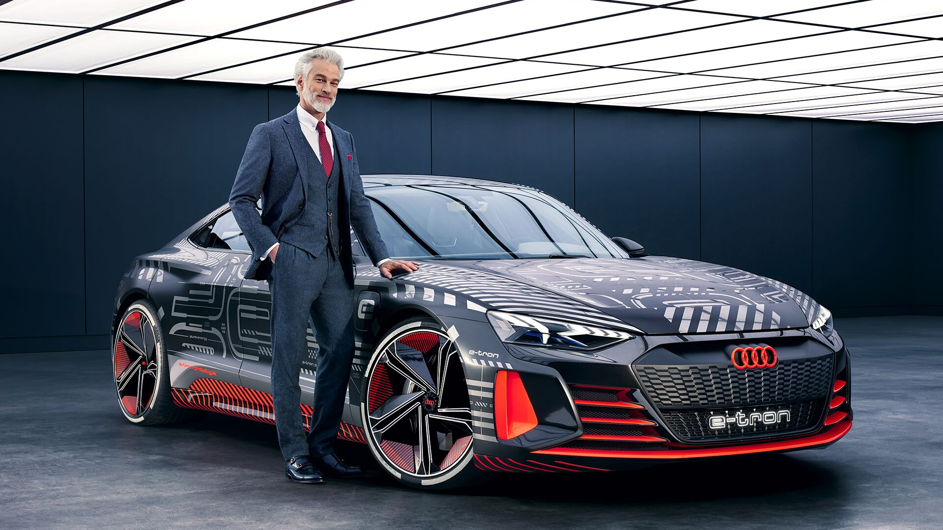 Cherish The Old Embrace The New Progress Audi